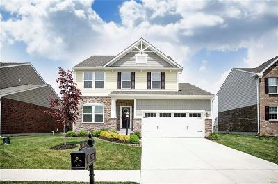 Centerville Single Family Home For Sale: 1606 Cedar Creek Drive