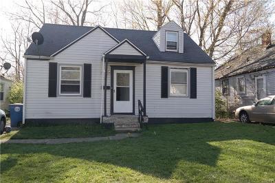 Dayton Single Family Home For Sale: 1421 Kingsley Avenue