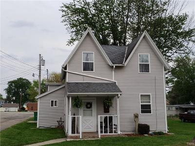 Jamestown Vlg OH Single Family Home Active/Pending: $85,000