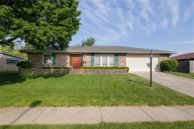Englewood Single Family Home Active/Pending: 603 Village Court