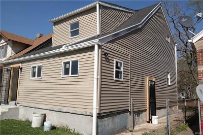 Dayton Single Family Home For Sale: 54 Gramont Avenue