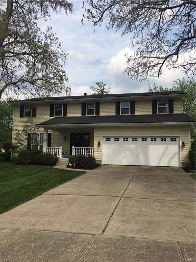 Springfield Single Family Home For Sale: 3024 Linmuth Drive