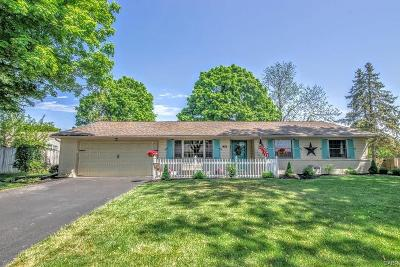 Centerville Single Family Home For Sale: 35 Waterford Drive