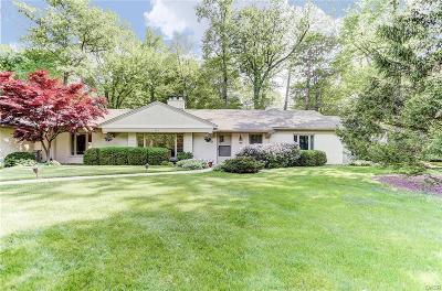 Kettering Single Family Home For Sale: 765 Winding Way