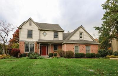 Dayton Single Family Home For Sale: 10616 Meadowfield Court