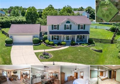 Miamisburg Single Family Home Active/Pending: 2218 Clearbrook Court