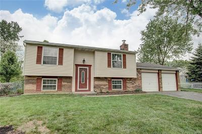 Dayton Single Family Home Active/Pending: 5551 Signet Drive