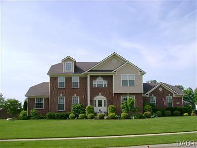 Huber Heights Single Family Home For Sale: 6728 Willowmere Court