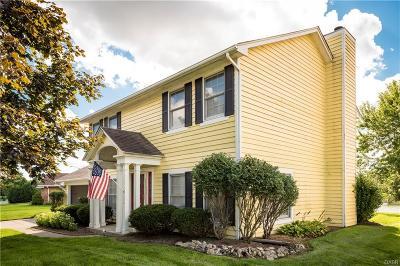 Fairborn Single Family Home Active/Pending: 616 Autumn Creek Drive