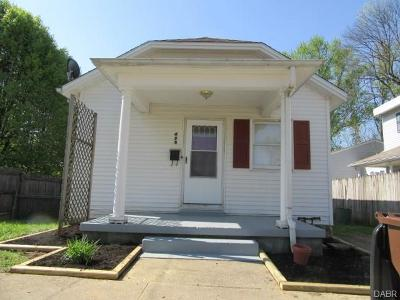 Xenia Single Family Home For Sale: 495 Cottage Grove Avenue