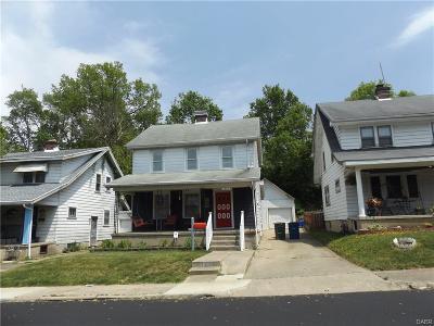 Dayton Single Family Home For Sale: 1232 Epworth Avenue