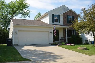Dayton Single Family Home For Sale: 4164 Bridlegate Way