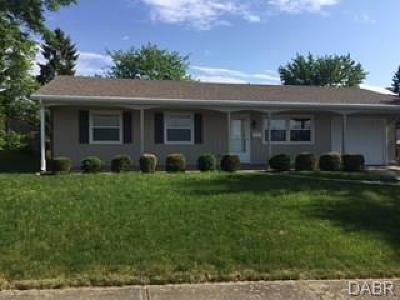 Englewood Single Family Home For Sale: 417 Neal Drive