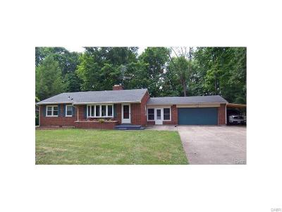 Beavercreek Single Family Home Active/Pending: 1455 Fudge Drive