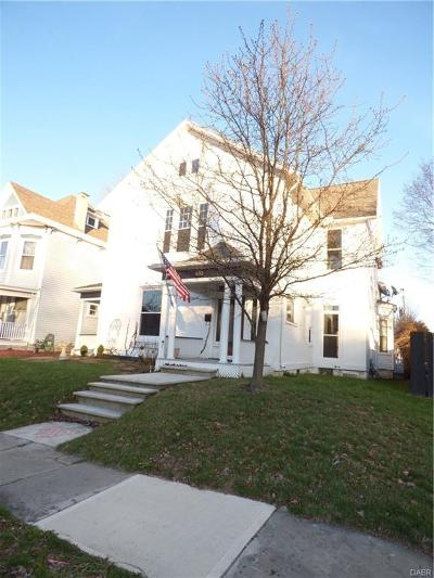 Troy Single Family Home For Sale: 403 Market Street