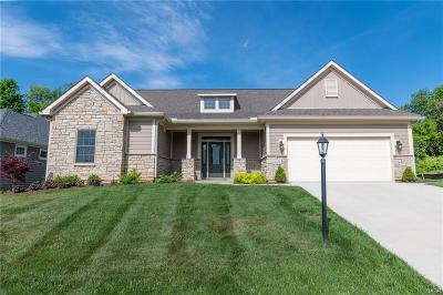 Beavercreek Single Family Home For Sale: 3659 Sunset Bluff Drive