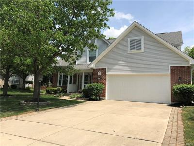 Fairborn Single Family Home For Sale: 1300 Whitetail Drive