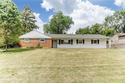 Centerville Single Family Home Active/Pending: 195 Broadripple Road