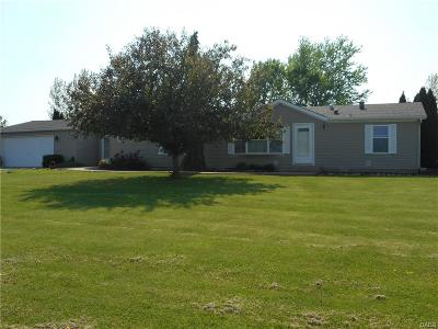 New Carlisle Single Family Home For Sale: 6367 Studebaker Road