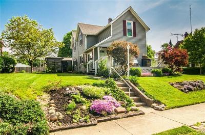 Brookville Single Family Home For Sale: 241 Cusick Avenue