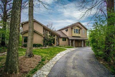 Dayton Single Family Home For Sale: 3001 Ridgeway Road