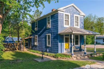 Yellow Springs Single Family Home Active/Pending: 517 S High Street