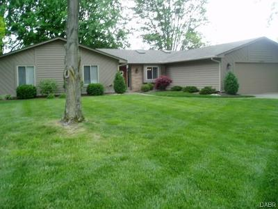 Centerville Single Family Home For Sale: 10059 Simms Station Road