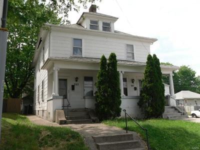 Dayton Multi Family Home For Sale: 701-703 Pritz Avenue