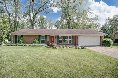 Enon Single Family Home Active/Pending: 205 Sunnybrook Trail