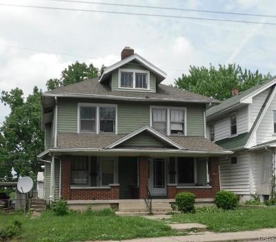Dayton Multi Family Home For Sale: 1713-1715 Wyoming Street