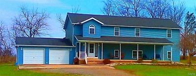 Springfield Single Family Home For Sale: 5980 Dolly Varden Road