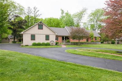 Dayton Single Family Home For Sale: 2020 Little York Road