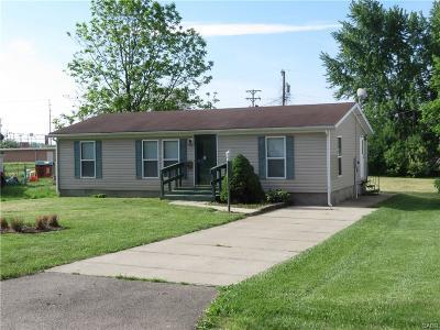 Dayton Single Family Home For Sale: 2148 Division Avenue