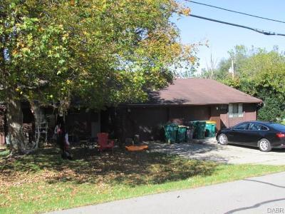 Fairborn Multi Family Home For Sale: 201 Vine Street
