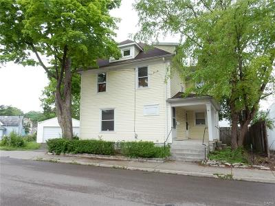 Dayton Single Family Home For Sale: 21 Volkenand Avenue