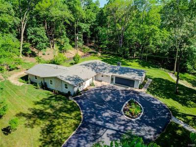 Dayton Single Family Home Active/Pending: 6650 Yankee Street