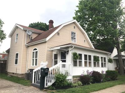 Troy Single Family Home For Sale: 205 Lafayette Street