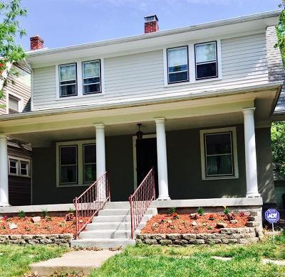 Dayton Single Family Home For Sale: 71 Pinehurst Avenue