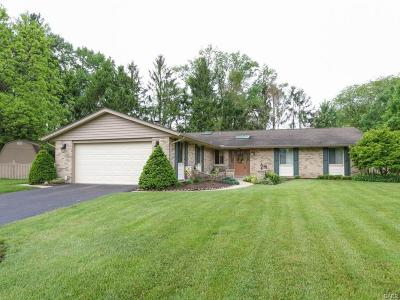 Centerville Single Family Home For Sale: 1520 Tait Wood Road