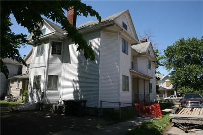 Dayton OH Multi Family Home For Sale: $79,900