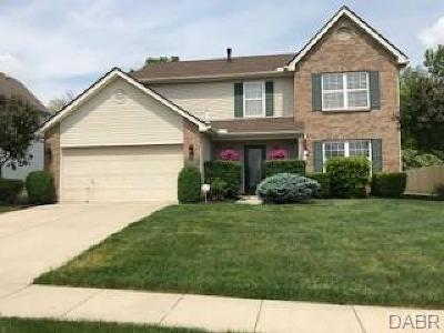 Dayton Single Family Home Active/Pending: 3442 Forest Ridge Boulevard