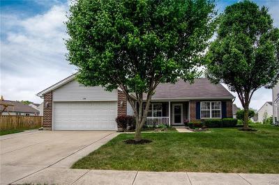 Fairborn Single Family Home For Sale: 495 Kreider Drive
