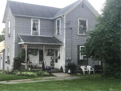 Xenia Multi Family Home For Sale: 840 Chestnut