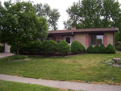 Englewood Single Family Home Active/Pending: 329 Westerly Hills Drive