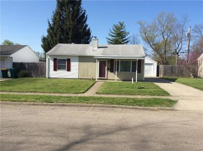 Fairborn Single Family Home For Sale: 71 Marchmont Drive