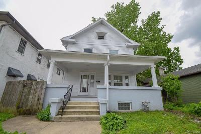 Dayton Single Family Home For Sale: 1326 Wyoming Street