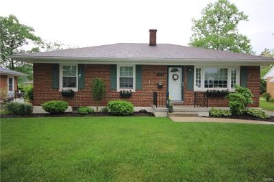Dayton Single Family Home Active/Pending: 3039 Mirimar Street
