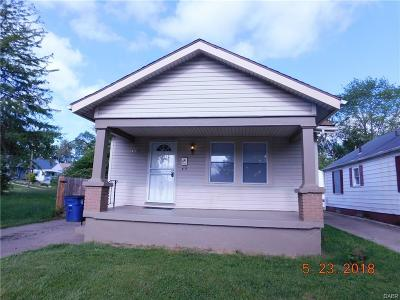 Dayton Single Family Home For Sale: 355 Geneva Road