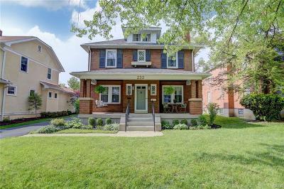 Oakwood Single Family Home For Sale: 232 Telford Avenue