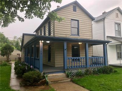 Dayton Single Family Home For Sale: 108 Shannon Avenue